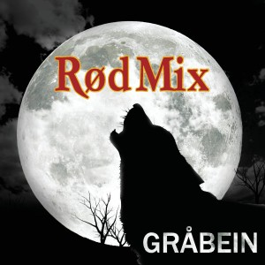 Rød Mix Gråbein cover